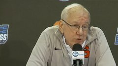 Boeheim: We have to play better defence vs. Duke