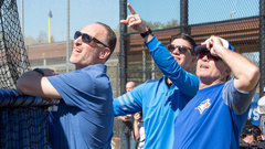 Gord Ash: Wouldn't be surprised if Jays start poorly to see bodies on the move