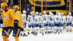 Does Leafs' forward depth matter less during playoffs?