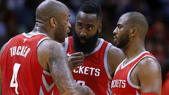 Kellerman likes Rockets' chances in the West
