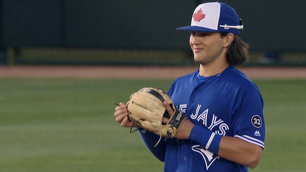 Mitchell: Double-A will be a big test for Bichette and Guerrero Jr.