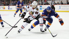 NHL: Blackhawks 3, Islanders 1