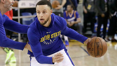 Haynes says Warriors are calm after Curry injury