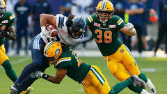 What are Sunderland's challenges heading into draft for Eskimos?