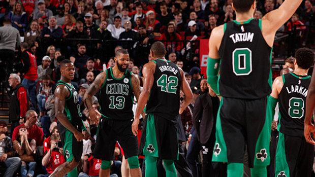 NBA: Celtics 105, Trail Blazers 100