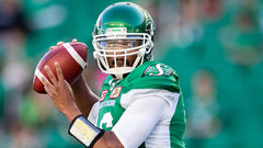 Is St. John ready to start for Riders? Does Bridge have a shot at starting?