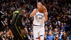 NBA: Hawks 94, Warriors 106