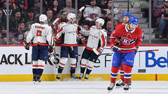NHL: Capitals 6, Canadiens 4