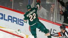 NHL: Predators 1, Wild 4