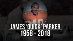 CFL Hall of Famer James Parker passes away