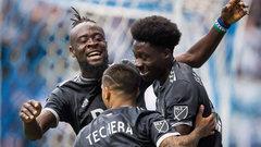 MLS: Whitecaps 2, Crew SC 1