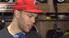 Hall: 'Coming into every game I'm expecting to create offence'