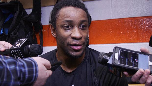 Simmonds expected to return tonight when Flyers host Penguins