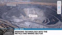 Former Integra Gold CEO develops virtual mine tour