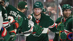Staal has been a bargain find for the Wild
