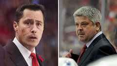 Who's more likely to be out - Boucher or McLellan?