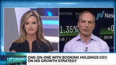 Web exclusive: How Booking Holdings CEO Glenn Fogel is charting growth to $3,000/share