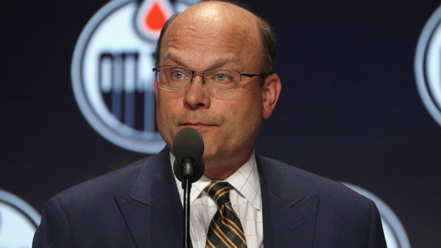Button: Oilers more than one player away from returning to the playoffs