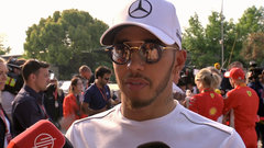 Hamilton says he's been 'underperforming' this season, looking for answers