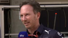 Horner praises full team effort for Ricciardo's weekend success