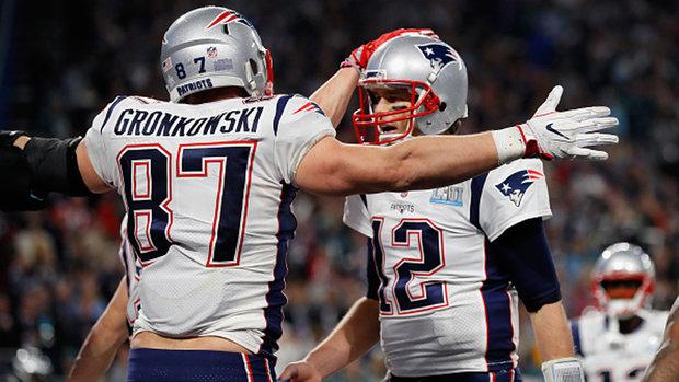 Schefter: Gronk has 'zero' impact on Brady's future