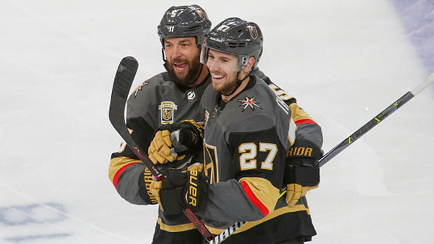 Golden Knights' defence the most underlooked portion of their team