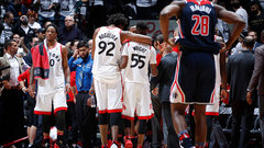 Casey: Using our bench is part of who we are, they're earned it