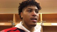 Oubre says it's all love between him and Drake