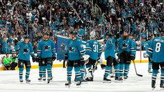 Sharks sweep aside the Ducks, Golden Knights up next