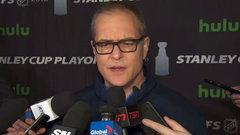 Maurice disappointed with Morrissey suspension but ready to move on