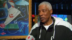Dr. J reflects on storied history with Converse