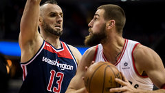 Rautins: JV has made the move to become a better player than Gortat