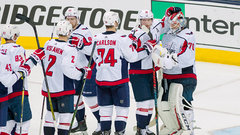 Poulin: Capitals in the driver's seat going home