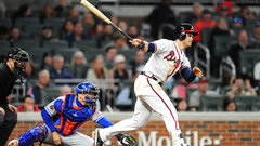 MLB: Mets 4, Braves 12