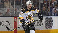 Bergeron out of Game 4 with upper-body injury