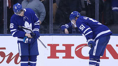 Toronto wastes opportunity with Bergeron out of Bruins' lineup