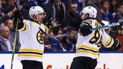 NHL: Bruins 3, Maple Leafs 1