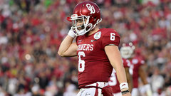 Mayfield's playbook comments raise eyebrows