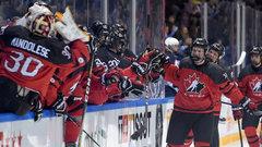 U18: Canada 6, USA 4