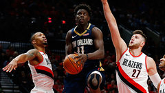 Pelicans, Heat continue to surprise in NBA playoffs