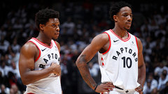 Armstrong: Raptors can't afford to play into Wizards' hands