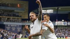 MLS: Sporting KC 6, Whitecaps 0