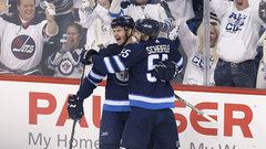Poulin: Jets took Wild out of game right away, then steamrolled them