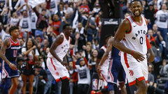 Sterner: Raps vets need to weather the early storm in Washington