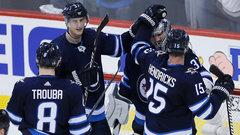 NHL: Wild 0, Jets 5