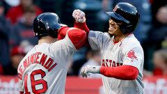 MLB: Red Sox 8, Angels 2