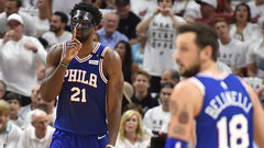 Greenberg: 76ers 'are team to beat in East'