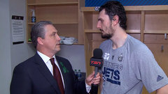 Hellebuyck focused on what's to come