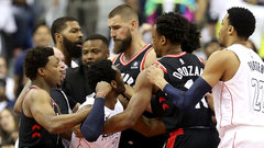 Wizards take the fight to the Raptors in Game 3
