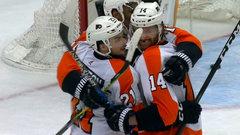 NHL: Flyers 4, Penguins 2
